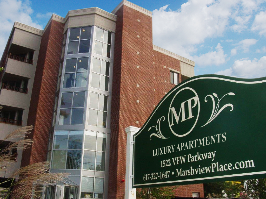 Apartments West Roxbury│ Marshview Place
